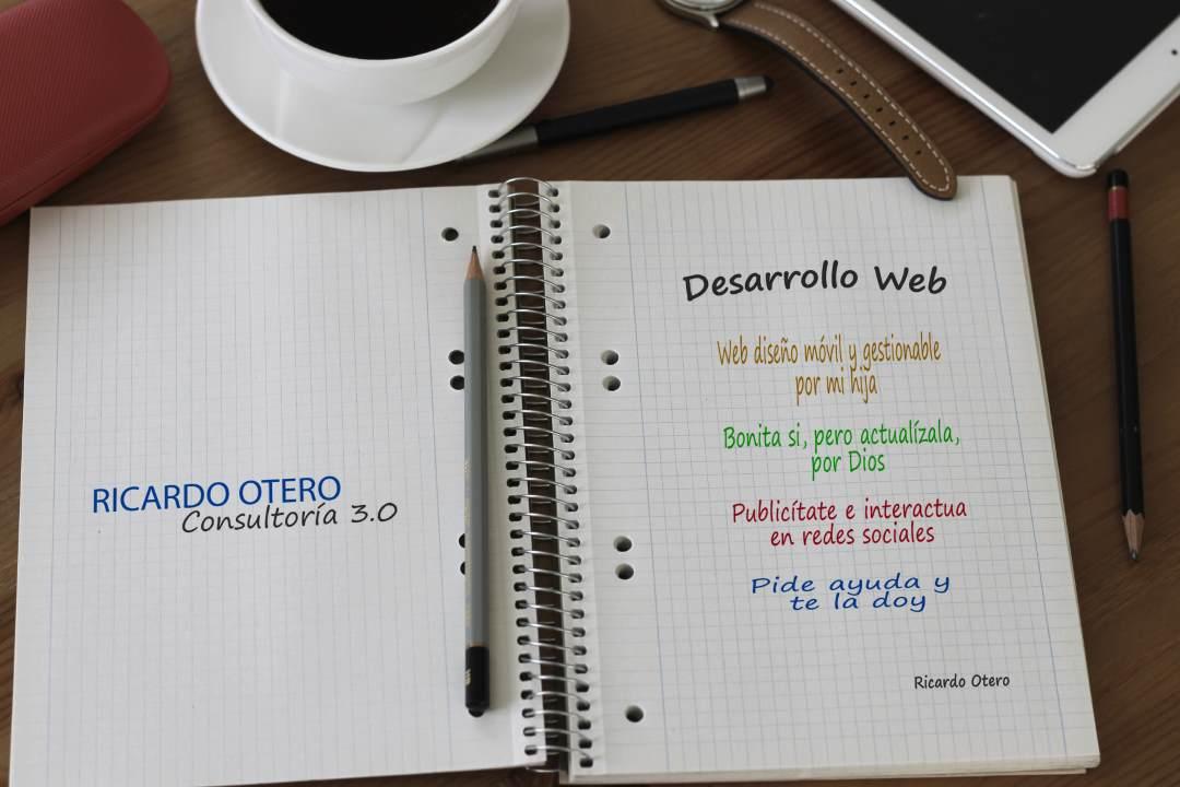 desarrollo web pontevedra
