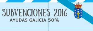 subvenciones galicia 2016