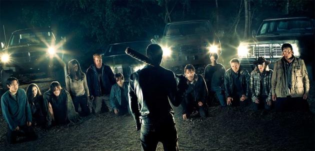 ¿quién morirá? - Walking Dead