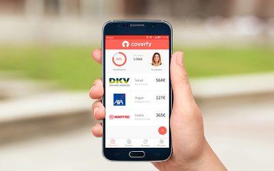 Opiniones sobre la app de Coverfy