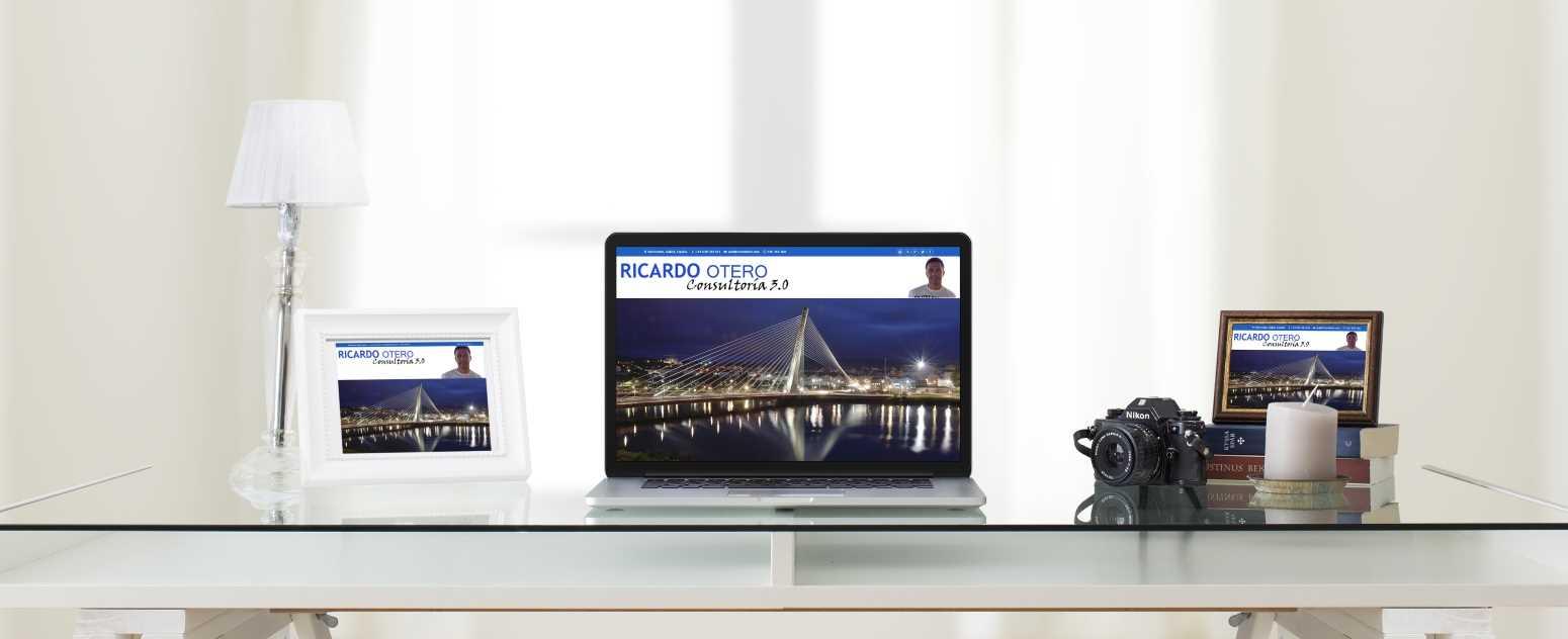 página web y community manager en pontevedra