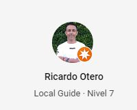 Google local guide ricardotero