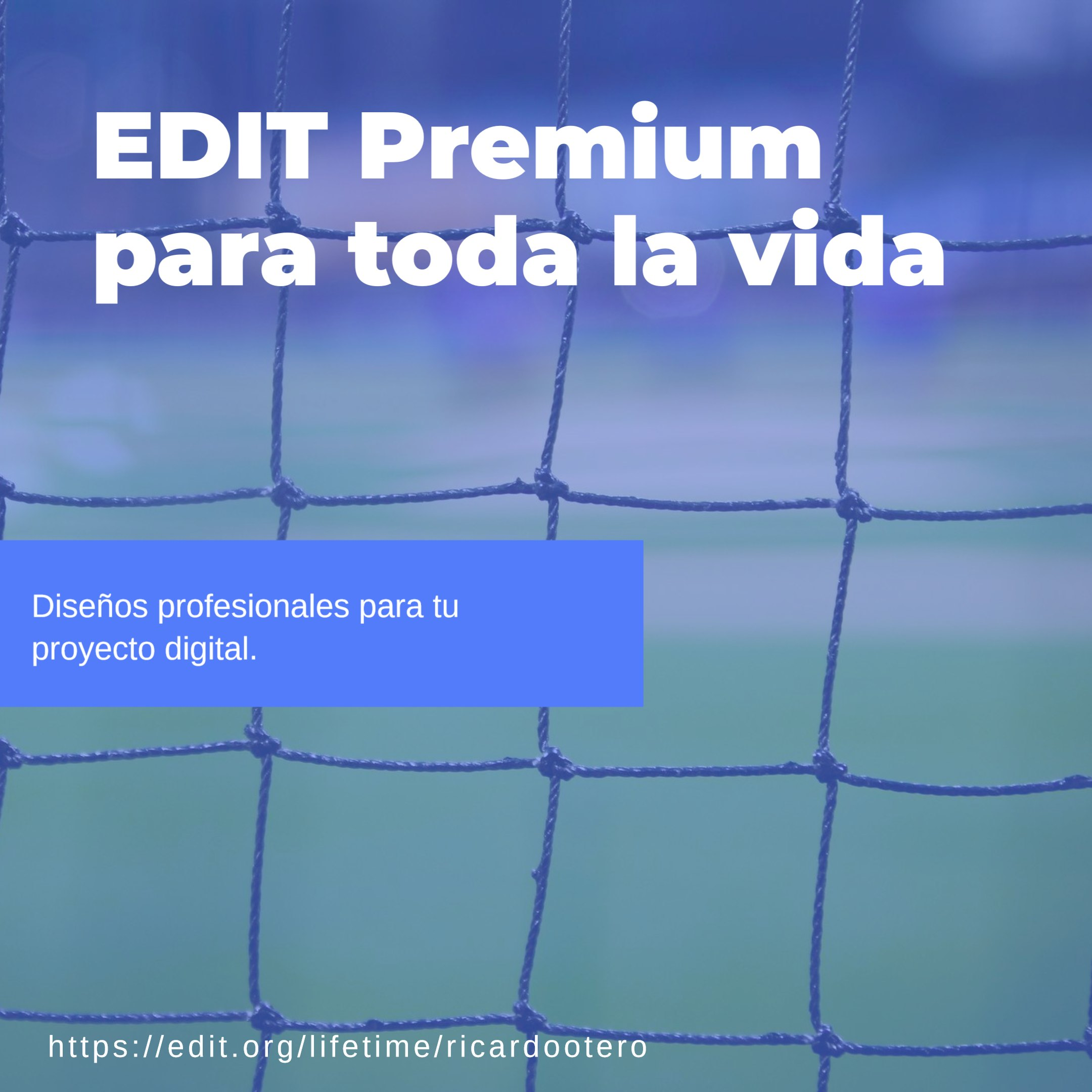edit premium para toda la vida