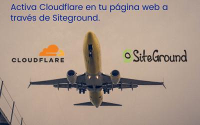 Cloudflare. Ser más rápido ✔️. Estar más seguro ✔️