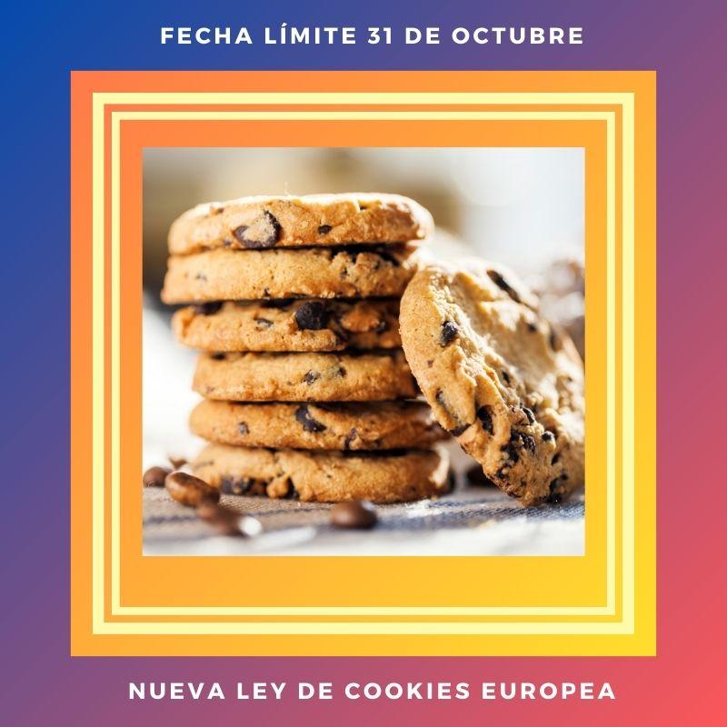 nueva ley de cookies europea