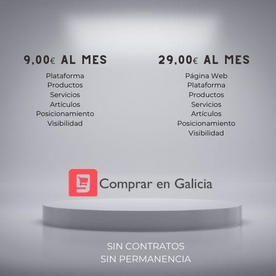 Comprar en Galicia precios