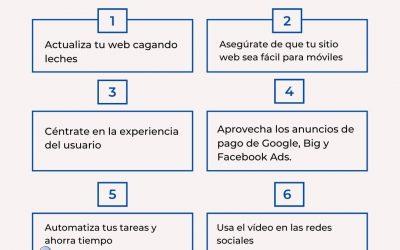 Consejos en Marketing digital